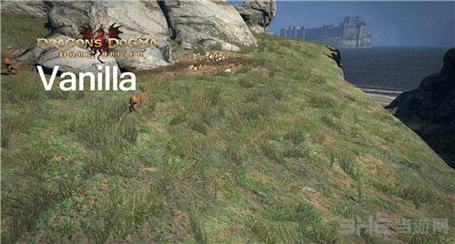 龙之信条:黑暗觉者4K地面纹理材质MOD截图0