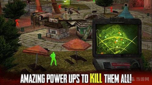 僵尸猎人死亡之战电脑版截图1