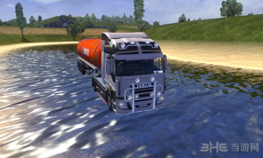 欧洲卡车模拟2镜头拓展MOD截图0