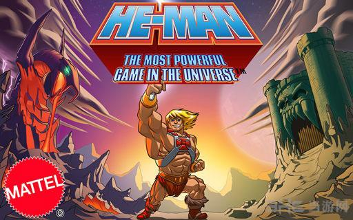 希曼宇宙最强游戏电脑版截图0