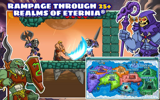 希曼宇宙最强游戏电脑版截图3