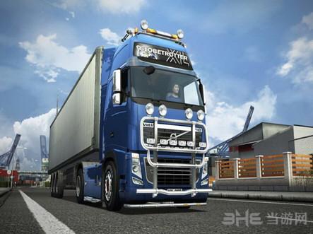 欧洲卡车模拟2斯堪的纳维亚半岛材质MOD截图0