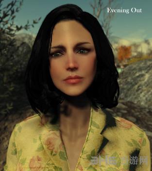 辐射4居里娇美少女脸型MOD截图0