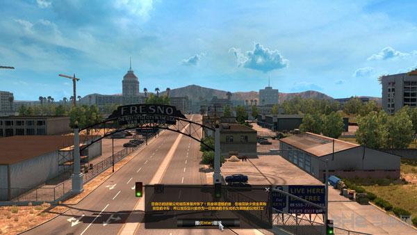 美国卡车模拟截图0
