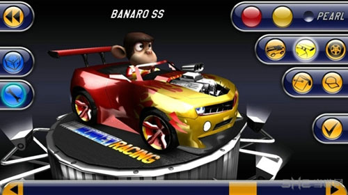 猴子卡丁车电脑版截图2