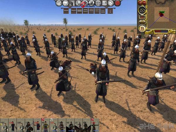 全面战争:亚洲王朝截图2