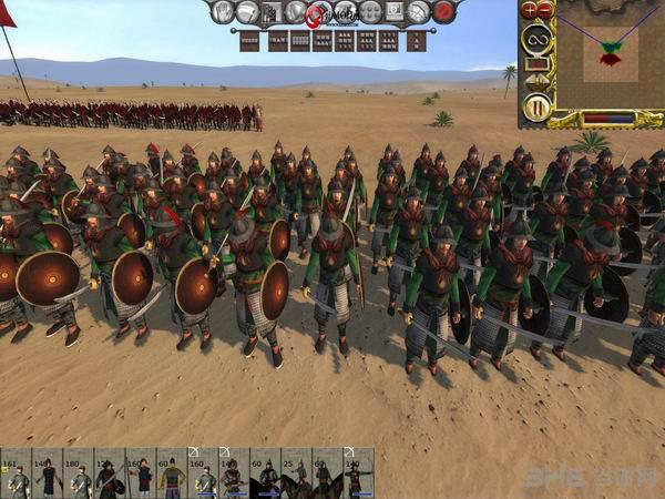 全面战争:亚洲王朝截图7