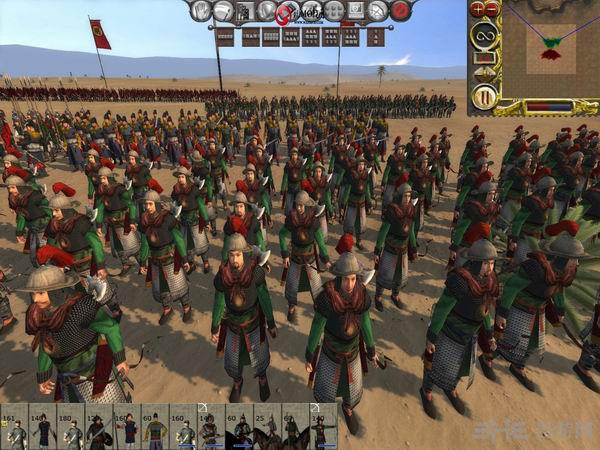 全面战争:亚洲王朝截图9
