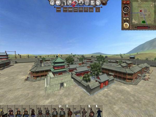 全面战争:亚洲王朝截图5
