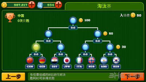 男子足球电脑版截图2