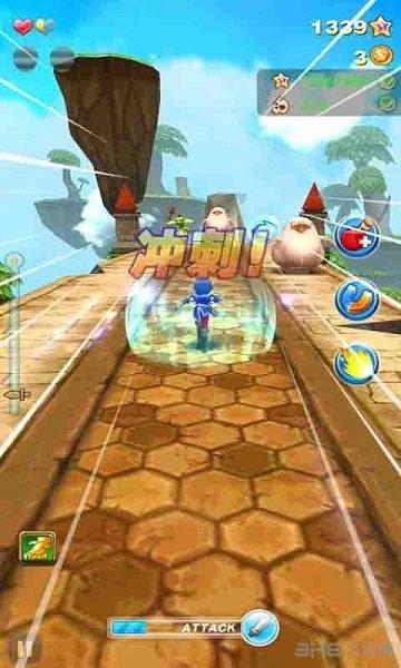 飓风战魂之战斗王3D电脑版截图2