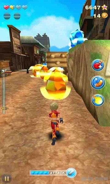 飓风战魂之战斗王3D电脑版截图3