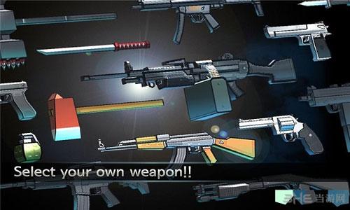 像素武装电脑版截图3