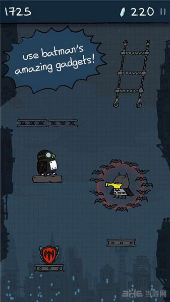 涂鸦跳跃DC超级英雄电脑版截图3