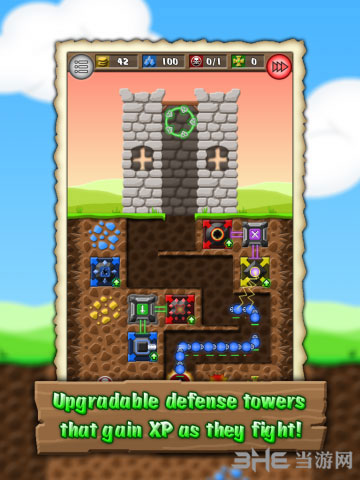 矿山城堡电脑版截图0