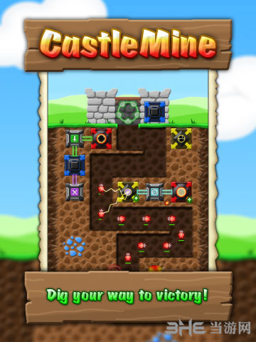 矿山城堡电脑版截图3