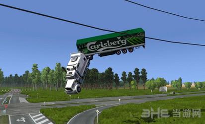 欧洲卡车模拟2没有损坏MOD截图0