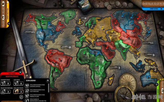 风险:统治世界的游戏截图0