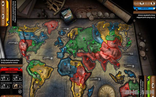 风险:统治世界的游戏截图1