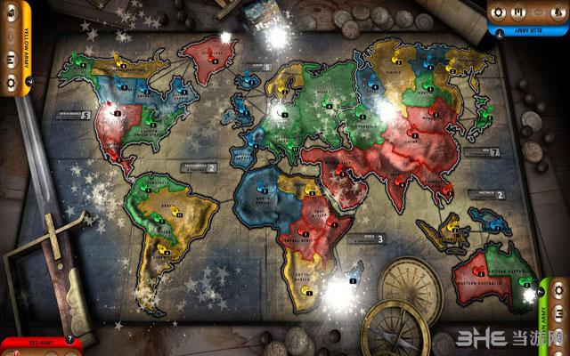 风险:统治世界的游戏截图2