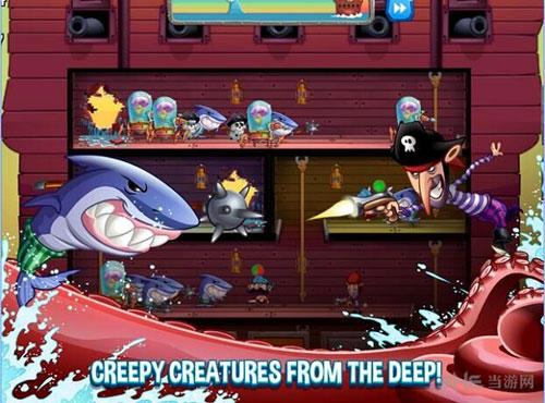 海盗VS深海电脑版截图1