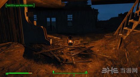 辐射4可制造的油灯MOD截图0