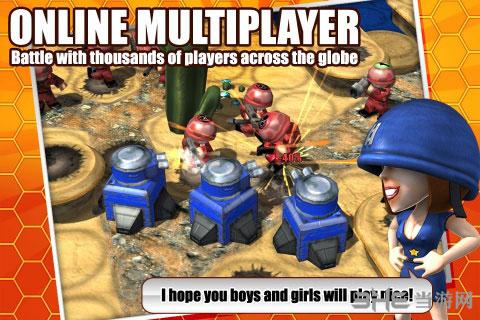 大大大战争电脑版截图0