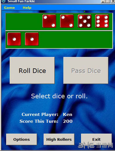有趣小骰子截图2