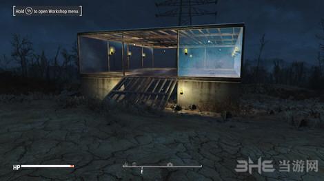 辐射4玻璃幕墙MOD截图0