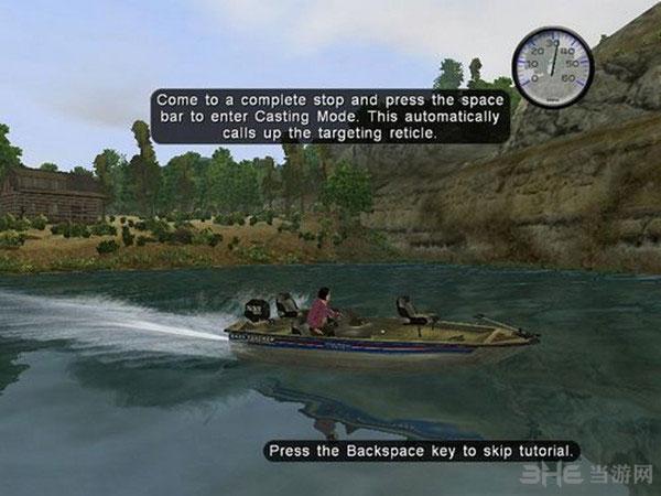 模拟专业钓鱼2009截图4