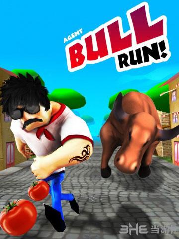 愤怒的公牛:无尽的奔跑电脑版截图1