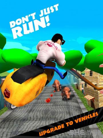 愤怒的公牛:无尽的奔跑电脑版截图2