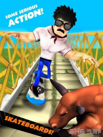 愤怒的公牛:无尽的奔跑电脑版截图3