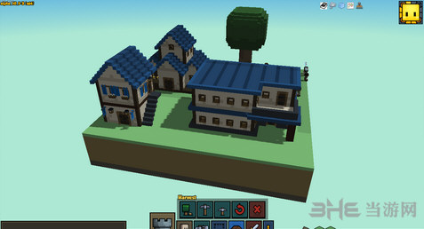 石炉A13小世界MOD截图0