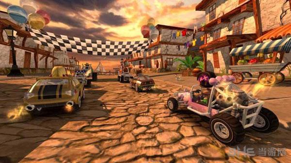 沙滩赛车竞速电脑版截图2