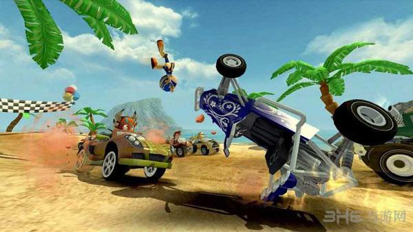沙滩赛车竞速电脑版截图3