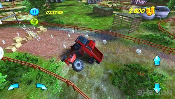 农场障碍赛车电脑版截图0