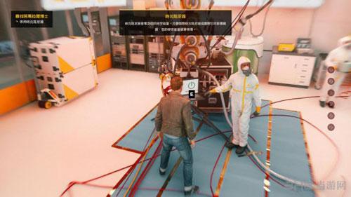量子破碎游戏截图6
