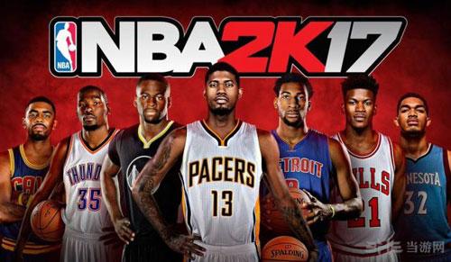 NBA2K宣传图