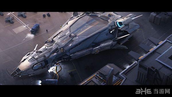 《星际公民》全新预告片公布 星球生成系统演示