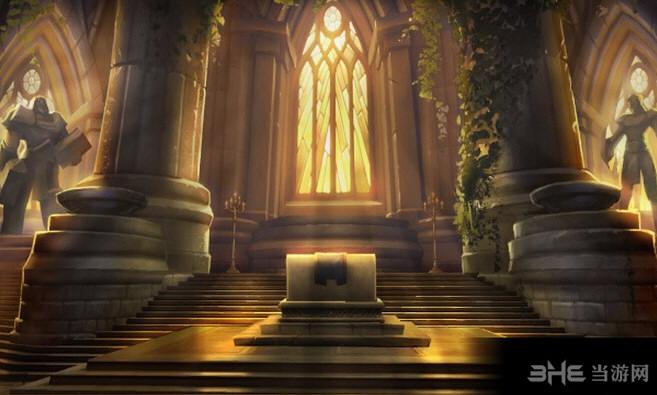 魔兽世界7.0圣光秘殿截图1