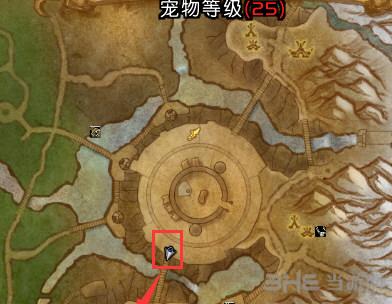 魔兽世界至高岭杜古斯截图1