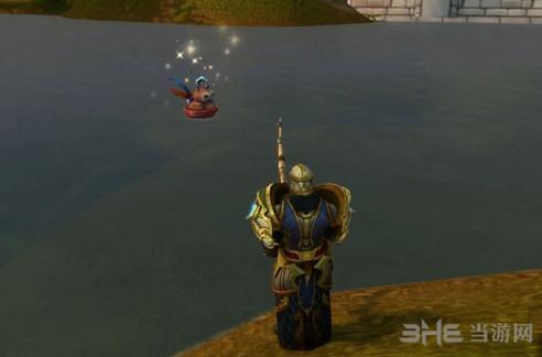 魔兽世界7.1测试服新增鱼漂玩具截图2