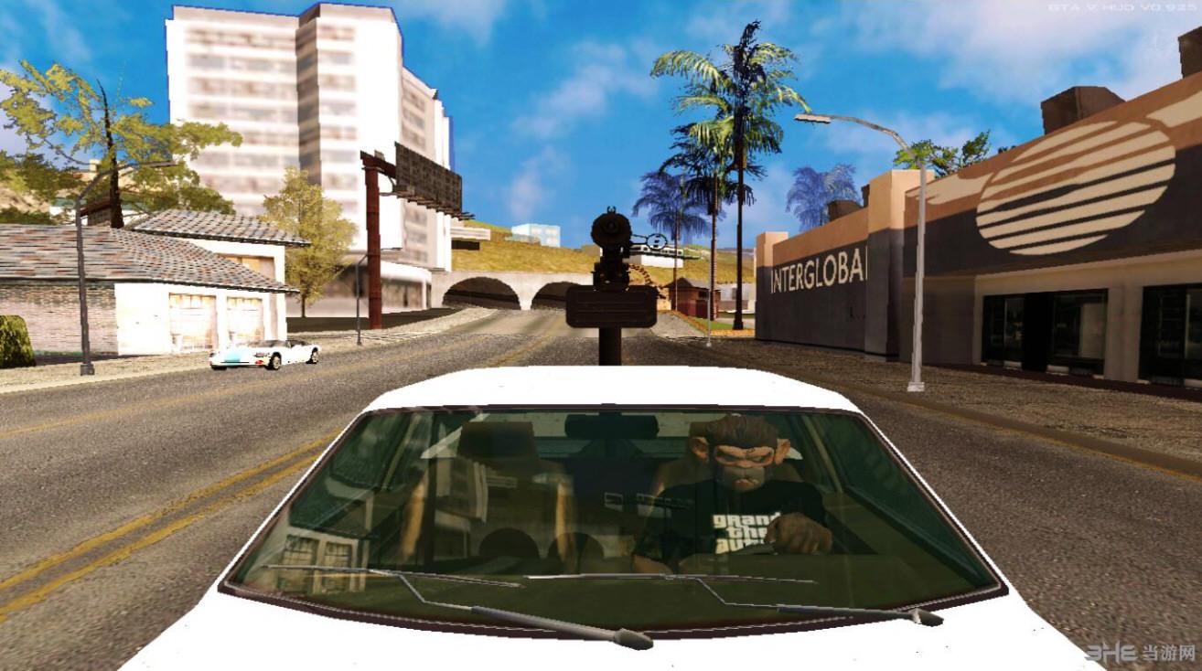 侠盗猎车手圣安地列斯仿GTA5卡林反叛者MOD截图2
