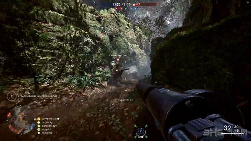 《战地1》阿尔贡森林地图的演示 风景美如画