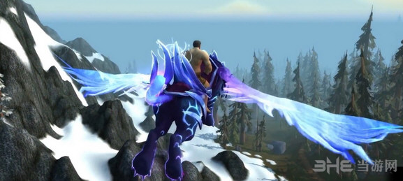魔兽世界7.1苏拉玛任务线奖励送坐骑截图2