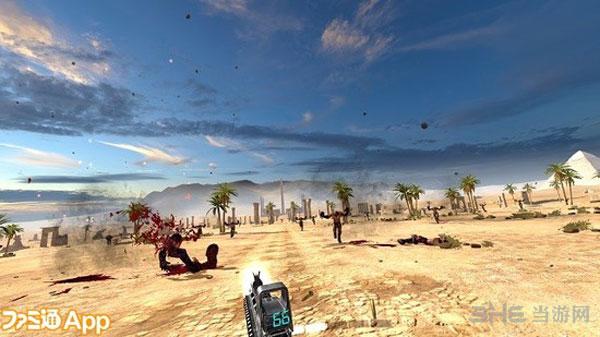 英雄萨姆VR截图4