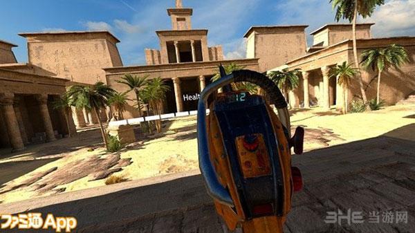 英雄萨姆VR截图5