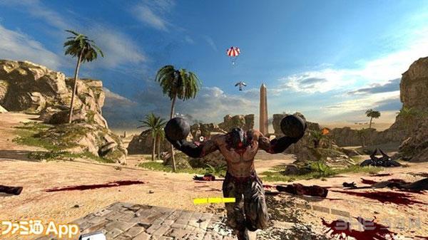 英雄萨姆VR截图11
