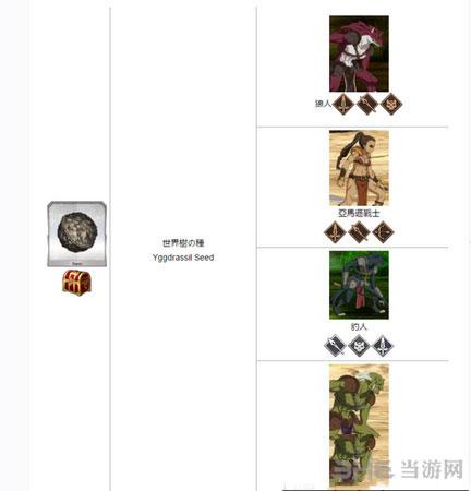 命运冠位指定世界树之种截图2